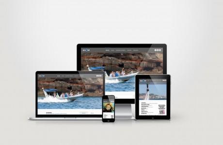 Diseño Web Ibiza APP
